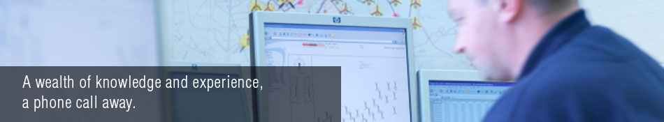 Page header graphic for engineering services page